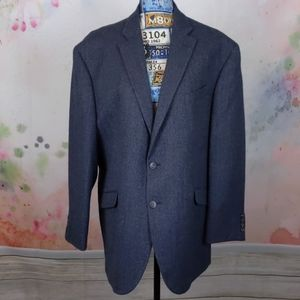 Jos. A. Bank new tradition tailored blue b…